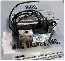 34B ABA GDFA 1KA MAC Magnetventil 100% Neue Original