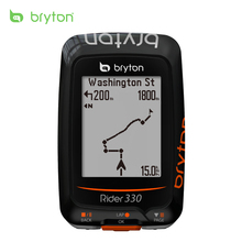 Bryton Rider330 R310 GPS Activado inalámbrico Impermeable ciclismo bike mount velocímetro