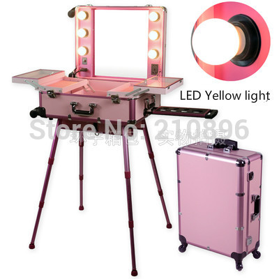Aliexpress Com Buy Led Yellow Light Pink Professional