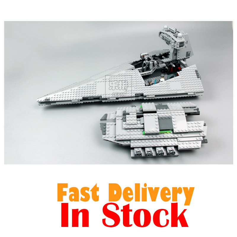 Lepin 05062 Star Series The Imperial War Super Star Destroyer Set Educational Building Blocks Bricks Compatible Toy Gift 75055 05028 star wars execytor super star destroyer model building kit mini block brick toy gift compatible 75055 tos lepin