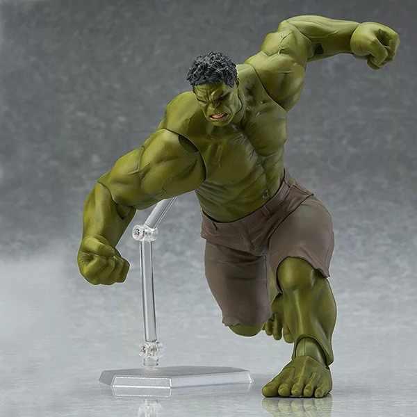 Infinito Guerra 3 Hulk vingadores Figma 271 Figura Anime Ação 18 centímetros Super Herói Da Marvel Brinquedos Modelo Collectible PVC Crianças presentes de Brinqued