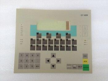 1PCS For SMS C7-633 6ES7633-2BF02-0AE3 Membrane Keypad Film
