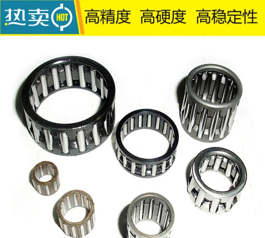Teniendo K121513 K121515 K121610 K121613 K121616 K121714 TN (4 uds) rodillo de aguja radial montajes de jaula rodamientos