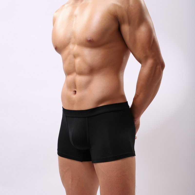 Brand Fashion Men Underwear Boxer shorts Mens Cotton Sexy Gay Underwear Men Boxers panties Male Sexy Underpant Size L-XXL