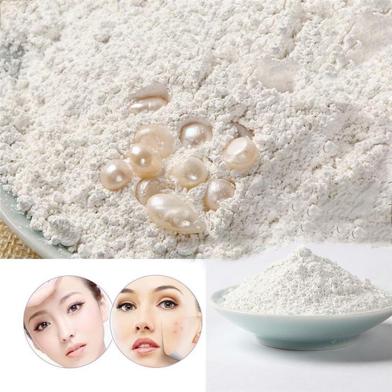 20g/Bag Beauty Women Masks Pure Pearl Powder Face Mask Powder Whitening Skin Care Facial Treatment Firming