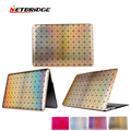 Para macbook 13.3 polegadas air pro retina laptop caso notebook saco do computador capa protetora com radiador buraco zero-resistente