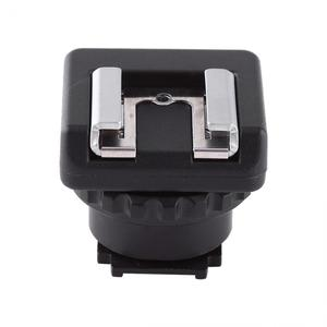 Image 4 - MSA MIS Standard Hot Cold Shoe Adapter Converter Multi Interface Shoe DV Camcorder Mount For Sony Plastic Metal Skate Ski Diving