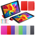 PU Leather 9.7 inch Case for Samsung GALAXY Tab S2 9.7 T815 Stand Case Cover with Free Stylus