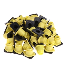 50 Pcs Beekeeping Tools Bee Queen King Cage Case Anti Bite Accessories Equipment