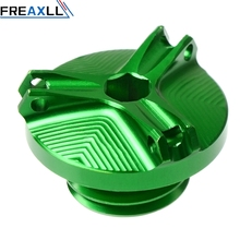For Kawasaki Z800 2013-2016 Z650 Z900 2017 Ninja 1000 ABS 2010-2016 Motorcycle Accessories Engine Oil Filter Cup Tank Cap Cover for kawasaki z800 2013 14 vn650 vulcan s 2015 2016 motorcycle m20 2 5 oil cap reservoir cup caps engine oil filter cover cap