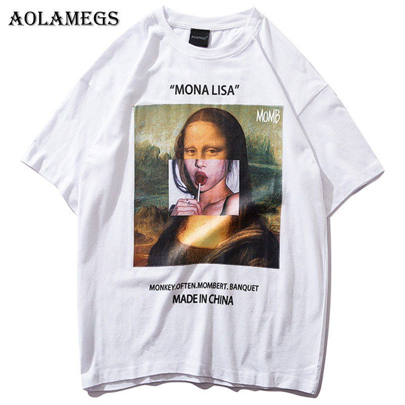 Chinese Dragon Print T-shirts Men Streetwear Hip Hop Tshirt Mens O-neck 2019 Summer Spring Casual Tops Tees For Male T-shirts