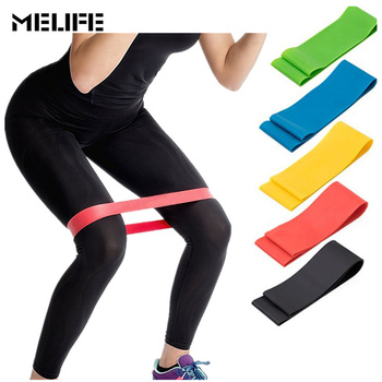 Fitness Yoga Resistance Bands Health Elastic Sport Body Latex Belt Pull Strap Force Arm Thigh Strength Training Strap 600*50 m'm