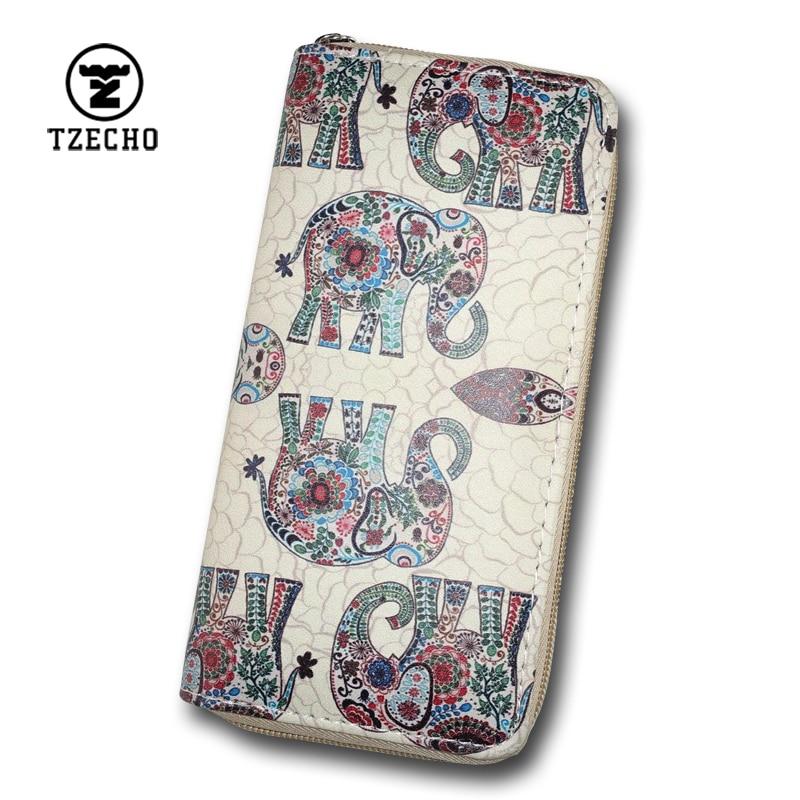 TZECHO Zipper Around Womens Wals