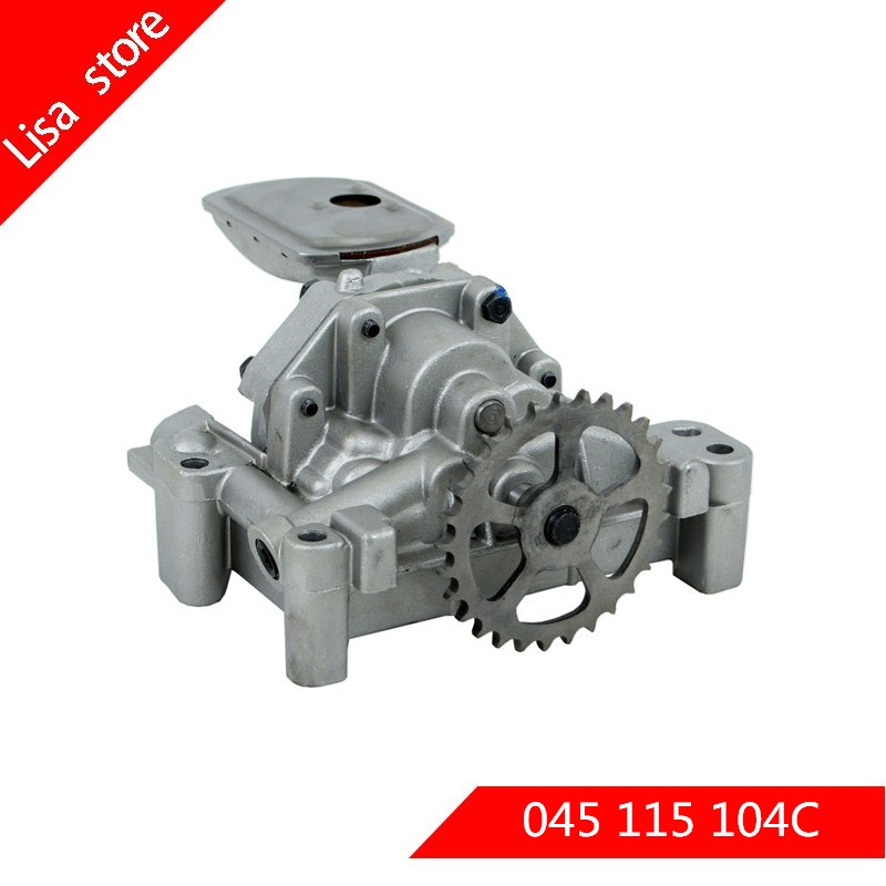 High quality new Oil pump  for SEAT ALTEA  V W 1.2 AZQ BME  OEM: 045115104C