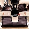 Para Nissan Bluebird Sylphy G11 2005 2006 2007 2008 2009 2010 2011 Esteras Del Piso Del Coche