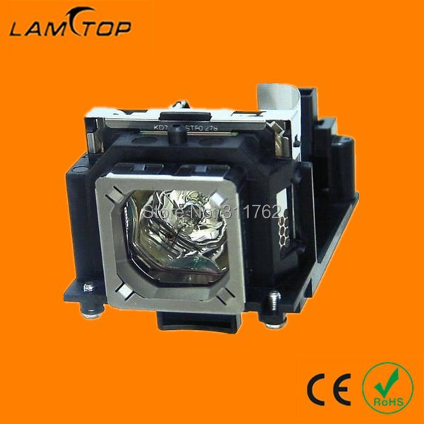 Compatible  projector bulb / Projector lamps with housing POA-LAMP129   fit for PLC-XW65 replacement compatible projector bulb with housing poa lmp121 fit for plc xk450 plc xl500c