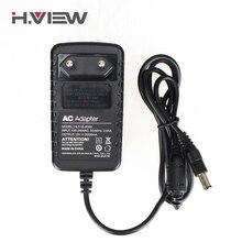 Выходной источник питания H.View 12 В, 2 А для камеры видеонаблюдения, DVR 100 240 в, вход для ЕС, США, Великобритании, Австралии, аксессуары для систем видеонаблюдения