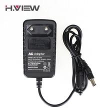H.View 12V 2A Output Power Supply for Surveillance System CCTV Camera DVR 100-240V Input EU US UK AU Plug CCTV Accessories