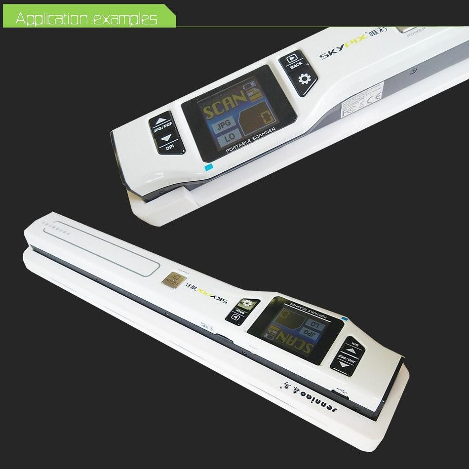 senniao portable scanner base Z01 (7)