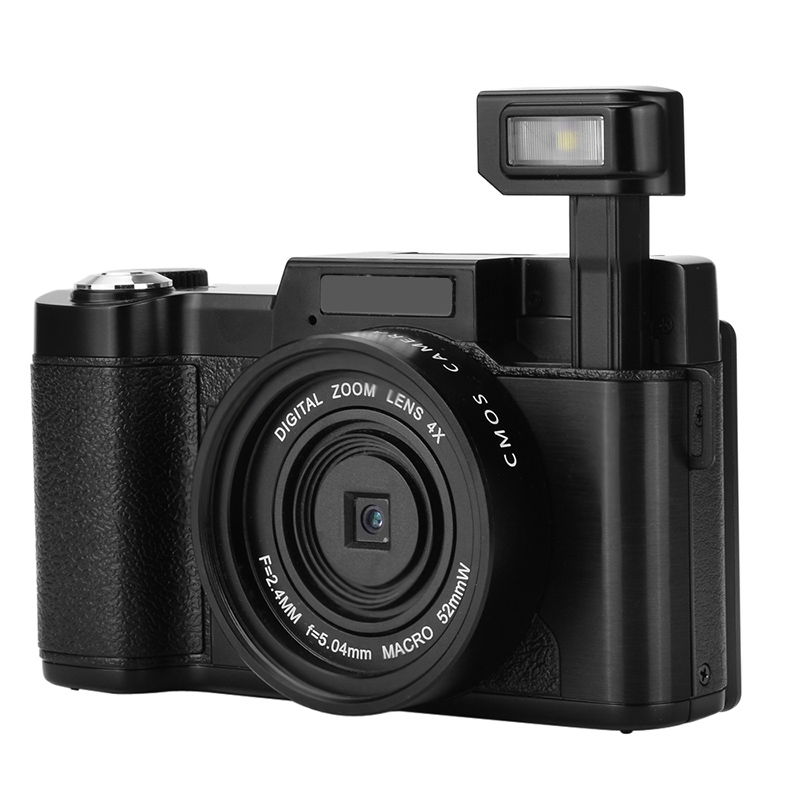 CDR2 Digital Camera Video Camcorder with 3 inch TFT Screen with UV Filter 0.45X Super Wide Angle Lens
