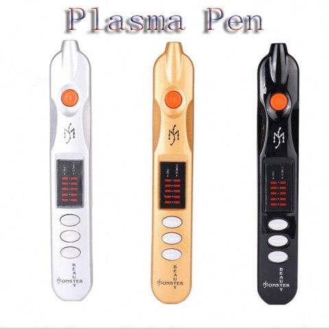 Novo item de Beleza Monstro cor ia micro Plasma Caneta m dica para o elevador