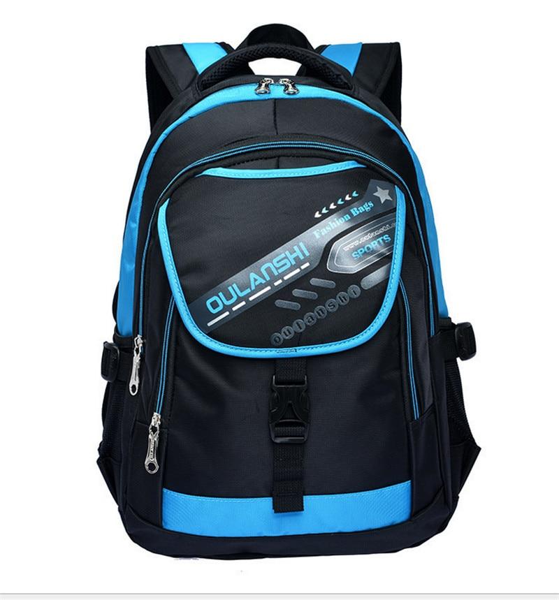 High Quality Children School Bags for Teenager Boys Girls font b Kids b font Nylon font