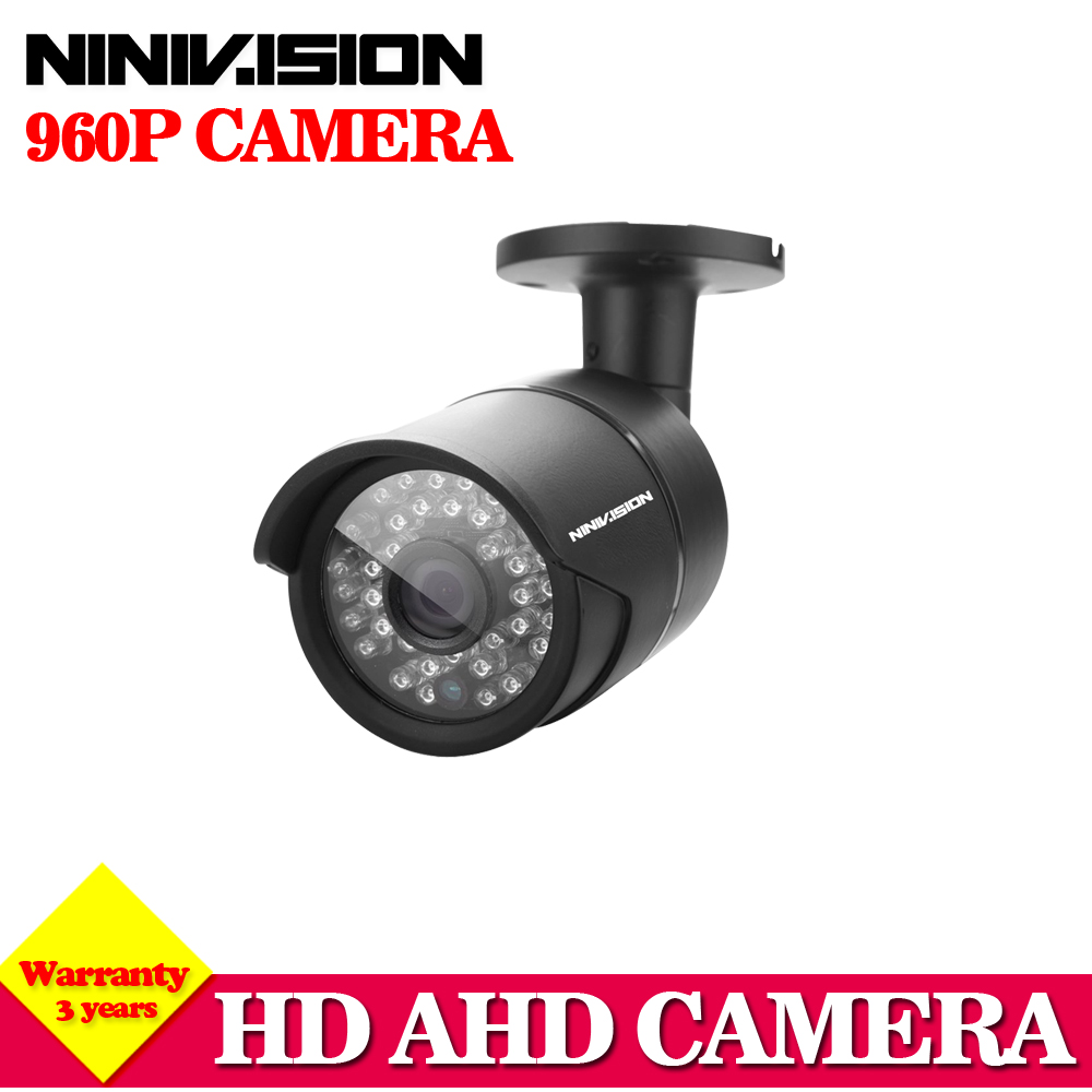 Analog 720P 960P 1.3MP real time AHD-M security Camera with IR-CUT filter Night Vision CCTV Camera CCTV AHD-H DVR recorder DVR eazzy bc 688 bulb cctv security dvr camera auto control light and recording motion dection night vision circular storage