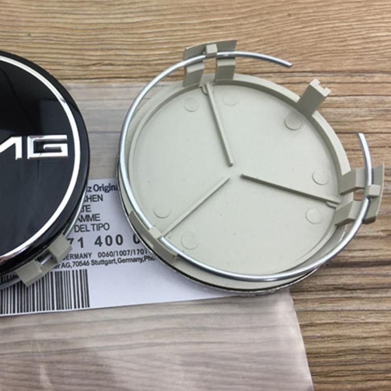 Popular mercedes wheel center cap buy cheap mercedes wheel for Mercedes benz wheel covers