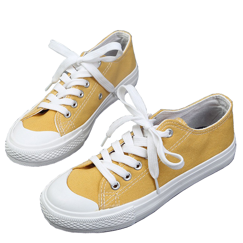 aliexpress buy s fashion lace up canvas shoes