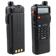 Baofeng UV-5R Walkie Talkie Radio Dual Band Transceiver 128 Channels W/ Upgrade Version 3800mah Battery Built-in VOX Function