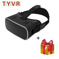 VR Очки виртуальной реальности коробка очки виртуальной реальности для компьютера все в одном умные очки VR гарнитура для ps, Xbox ПК HDMI Android 5,1