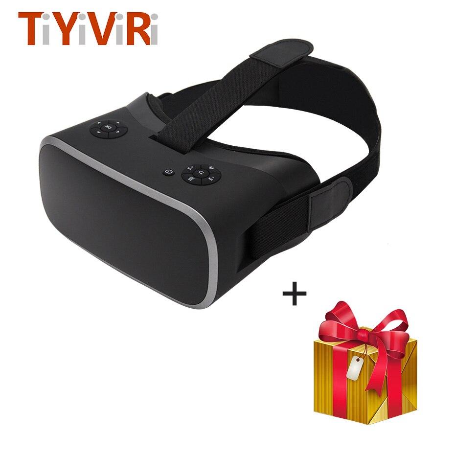 VR lunettes boîte de réalité virtuelle lunettes virtuelles pour ordinateur tout en un lunettes intelligentes VR casque pour PS Xbox PC HDMI Android 5.1