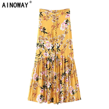 a2a2abeb40170 Buy boho hippie maxi skirt and get free shipping on AliExpress.com