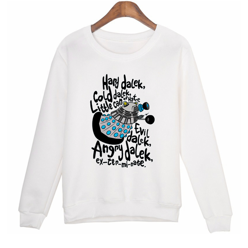 Alien Airship Print Tracksuit Hoodie Long Sleeve Pullover Sweatshirt Women Ladies Casual Sweatshirts Plus Size W-R11014