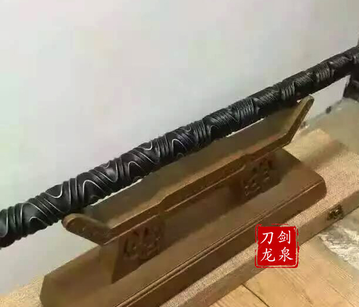 Premium High Carbon Steel Wushu Staff 4