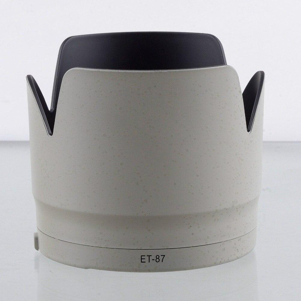 Et-87 ET87 RHC-ET87 бленда для Canon EF 70 - 200 мм f / 2.8L II USM белый бесплатная доставка