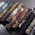 30 см х 150 см Военная Тактика Открытый Самозащиты Камуфляж ленты водонепроницаемый высококачественный износостойкий 19-цвет стикер