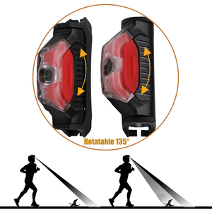 Image 4 - Mini Head Lamp 4 Modes Waterproof 1*XPE White+2*LED Red Flashlight Headlight Headlamp Torch Lanterna with Headband Use AA