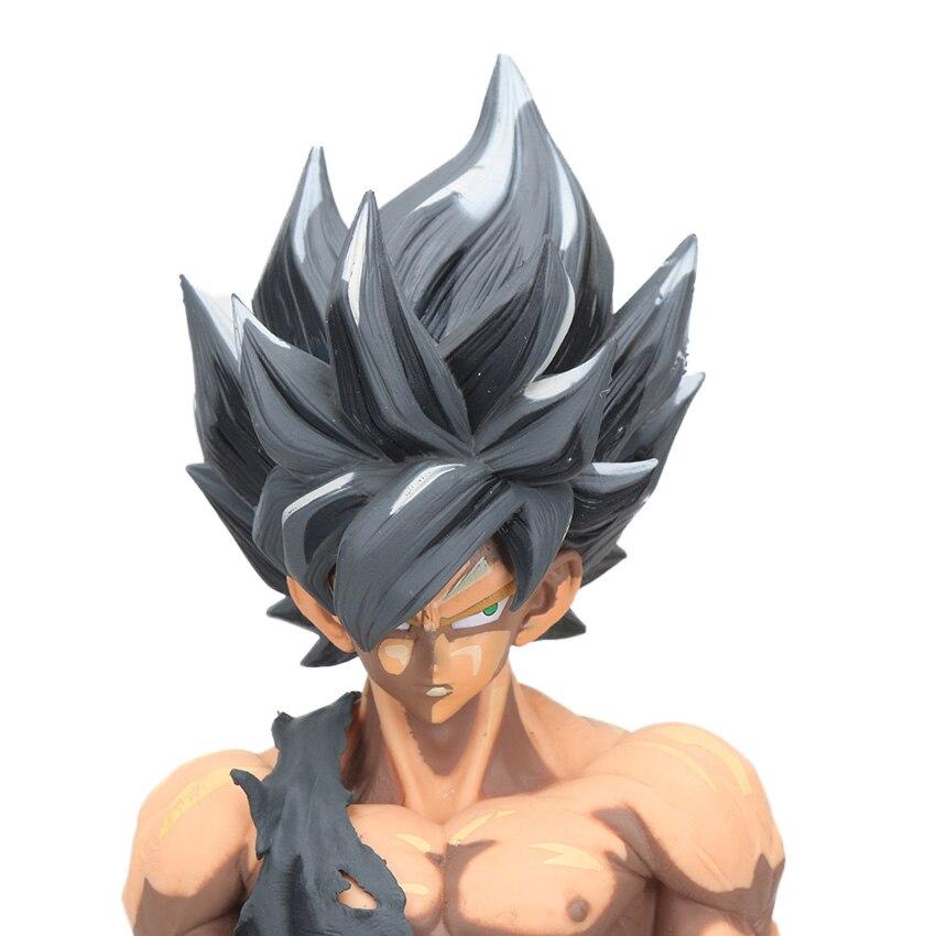 Manga Dragon Ball Z Vegeta Goku Gohan Broly Trunks Action Figures 34cm 31