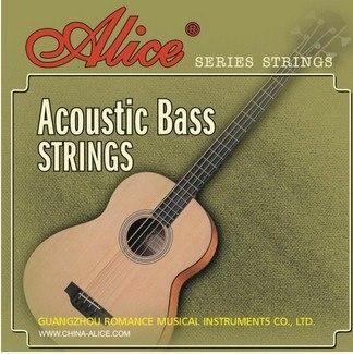 Electric Bass Cordas ALICE 045-105 Hexagonal Núcleo