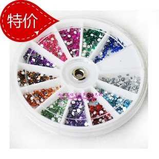 25g beauty party birthday christmas wedding nail art supplies 12 25g beauty party birthday christmas wedding nail art supplies 12 disc rhinestone pasted diy imitation diamond crystal ostracum in beads from jewelry prinsesfo Gallery