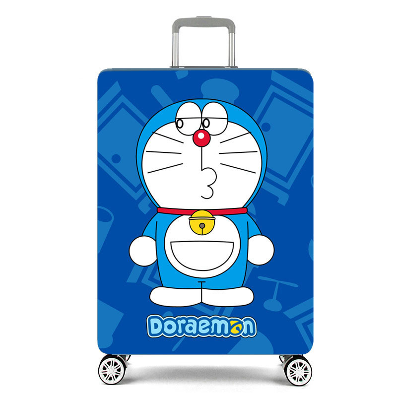 REREKAXI Travel Luggage Suitcase Elastic Protective Cover Trolley Cartoon Dust Covers Baggage Case Cover Travel Accessories