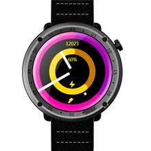 L19 Pressão Arterial e Freqüência Cardíaca Relógio Inteligente MTK2503 IP67 GPS À Prova D' Água Esportes de Fitness Rastreador smartwatch