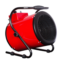 Household bathroom heater power industrial heater's office
