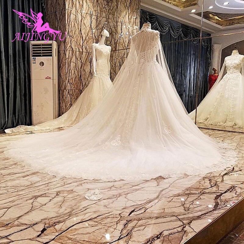 AIJINGYU Wedding Dresses 2018 Princess Indian Gowns Marriage 2019 Buy Petite Plus Size Wedding Wear For Bride