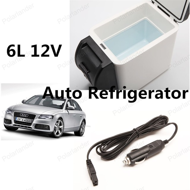 Top Quality Mini Car Freezer Refrigerator Car Refrigerator Car Fridge 12V 6L