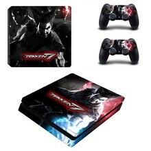Game Tekken 7 PS4 Slim Skin Sticker