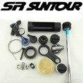 SR SUNTOUR вилка  дистанционное устройство блокировки  провод управления рычагом xсм  вилка ремонтные детали для Suntour передняя вилка для велосип...