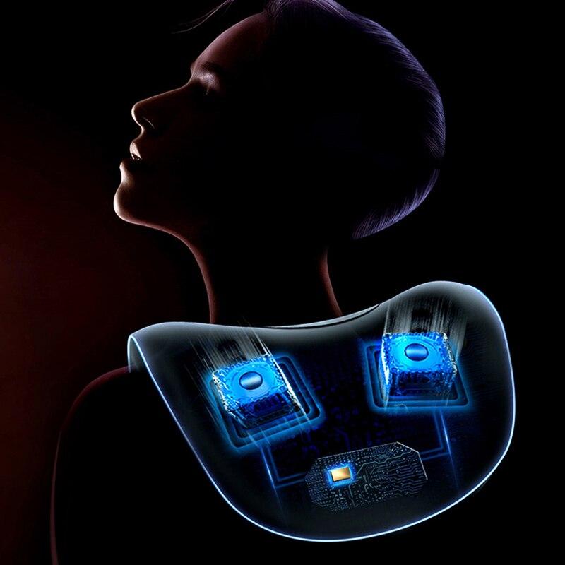 Electrical Shiatsu Back Neck Shoulder Body Massager Infrared Heated Kneading Car Home Massagem Shoulder neck shoulder massager in Massage Relaxation from Beauty Health