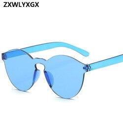 2018 новые модные женские плоские солнцезащитные очки, роскошные брендовые дизайнерские солнцезащитные очки, очки ярких цветов, зеркальные ...